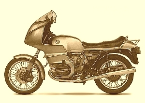 R 100 / 7, RS, RT, S -`81