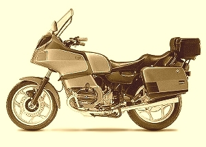 R 100 RS, RT Monolever ab `85