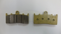 Brakepads front, BMW R1100S, R1150 and R1200 models