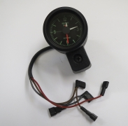 Original BMW clock with housing, overhauled, BMW G/S and GS models to 90