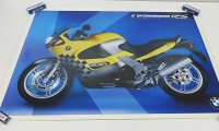 Original BMW Poster K1200RS ca. 83x59cm