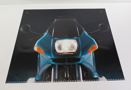 Original BMW Poster R1100RS, ca. 50x58cm