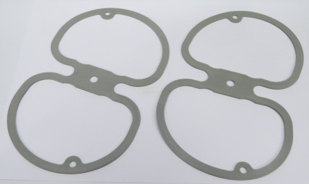 Gaskets (set) for cylinder head cover, silicon