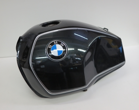 Original BMW Tank, classic-black 656, used, BMW R2V Paralever models
