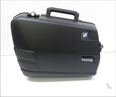Original BMW Integralkoffer, links, gebraucht, BMW F650 Modelle