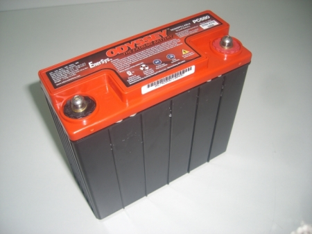 Batterie 12V Hawker/Odyssey PC 680