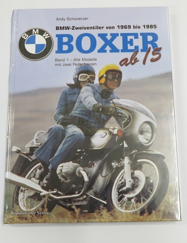 Boxer Band 1  ab /5 (Buch in deutsch)