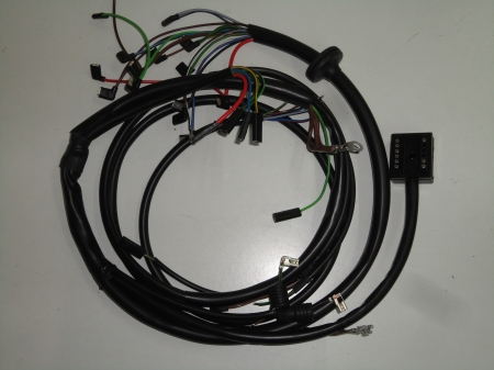 BMWKabelbaum61111357457R90S 1 wiring harness, chassis, bmw r60 6 r90s up to 09 74, 61 11 1 357 wiring harness r1002 at bakdesigns.co