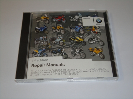 Reparaturanleitung DVD (Vista - Windows 7,8 und 10), BMW C1, F, R4V ,K4V