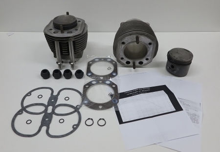Conversion kit to 600 to800cc, BMW R60/6, R60/7 from 09/75