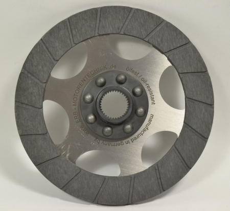 Clutch disc,Oilresistant, touring, for BMW R50/-R100 Boxer up to 09/80