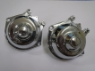 Carburetor top cover, set, chrome plated, BMW R2V models