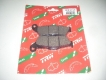 Brake pads rear, organic, for R850/1100 R/RT/GS (not RS), R1200C, R1150R/RS/RT/GS, R1200R/RT/ST/GS