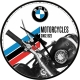 BMW Wanduhr - Motorcycles Since 1923