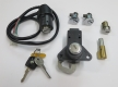 Original BMW lock set, BMW K75 and K100 K2V models