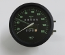 Original BMW speedometer, W978, revideret, BMW R45 med 27PS