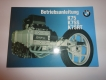 Bordbuch, BMW K75 K75S K75RT