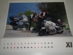 Original BMW Poster-R100RS-R100RT ca. 41x28cm-1989