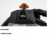 Sliding piece for turn signal, black, BMW R2V models