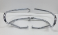 Crashbar Set chrome, used, BMW R50/5-100GS